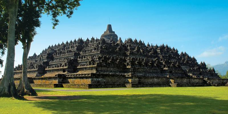Eksotisme Candi Borobudur