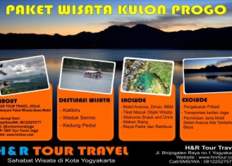 Paket Wisata Kulon Progo
