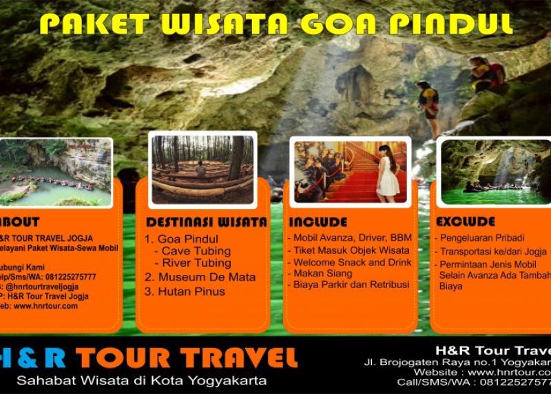 Paket Wisata Goa Pindul