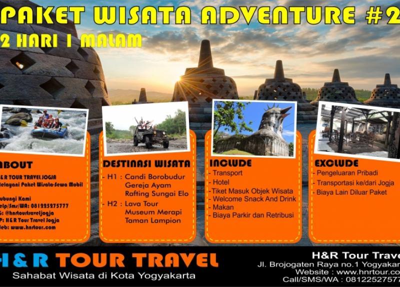 Paket Wisata Adventure 2